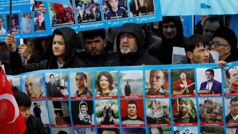 Protect rights of East Turkistan Uighurs – Turkey tells China