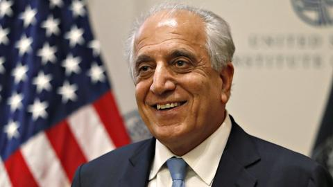 US envoy meets Taliban co-founder in Qatar talks