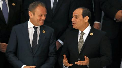 EU-Arab Summit - Europe's double standards in Egypt