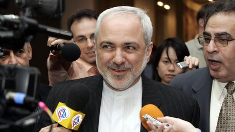 Iran foreign minister resigns as his nuclear deal teeters