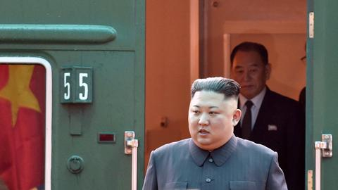 N Korea's Kim arrives in Vietnam for summit with Trump