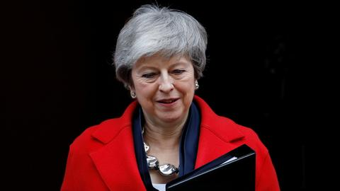 Parliament to decide on Brexit delay – UK's May
