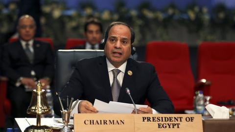 Egypt's Sisi says his country does not qualify for 'prosperity'