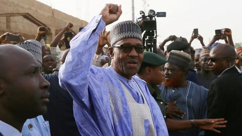 Buhari re-elected as Nigerian president, but challenger rejects it