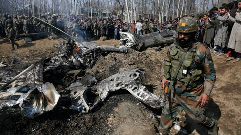 Kashmir lies at the heart of India-Pakistan escalation