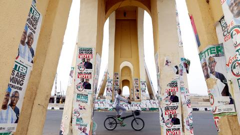 Nigerians await dawn of a new era after presidential election