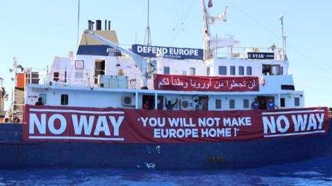 Are France and Italy helping Libya illegally prevent migration?