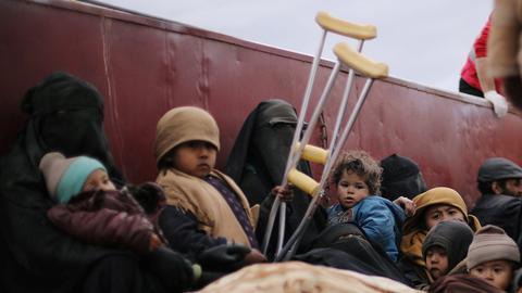 At least 84 die fleeing Daesh in Syria's Deir Ezzor - UN