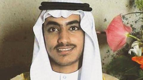 US expected to make announcement about Bin Laden's son Hamza soon