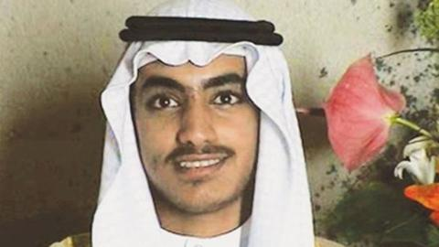 Al Qaeda heir Hamza bin Laden killed - US media reports