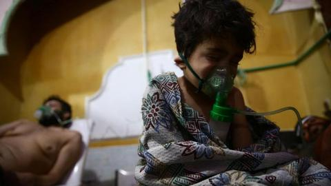Chemical watchdog confirms chlorine used as weapon in Syria