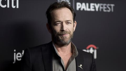 Actor Luke Perry hospitalised in LA after reported stroke
