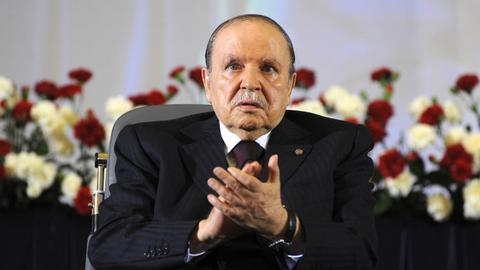 As Algerians protest, could the sun be setting on the Bouteflika era?