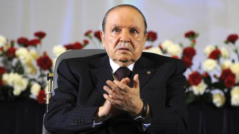 Who will  be Algeria's next president after 20 years of Bouteflika?