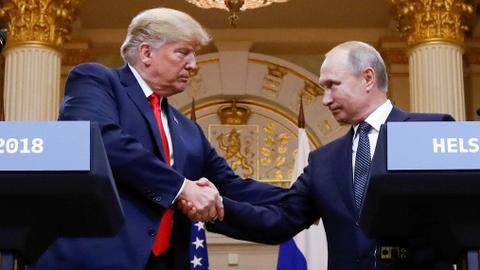 US House panels seek details on Trump communications with Russia's Putin