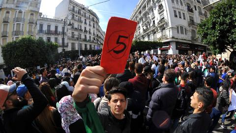 Algeria protests: Is President Bouteflika staring at a dead end?