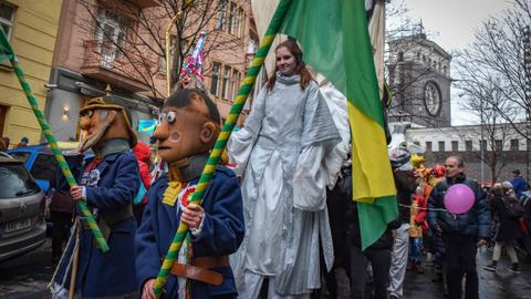 Slavic carnival wraps up in Czech Republic with costumes and celebrations