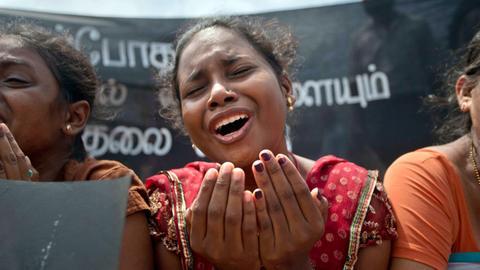 Sri Lanka backtracks on UN war crimes probe