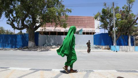 Teenager's gang rape and murder rattles Somalia