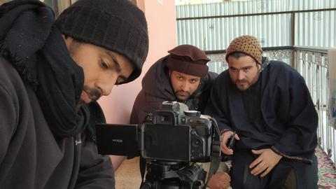 How YouTube comedians spread laughter in tense Kashmir