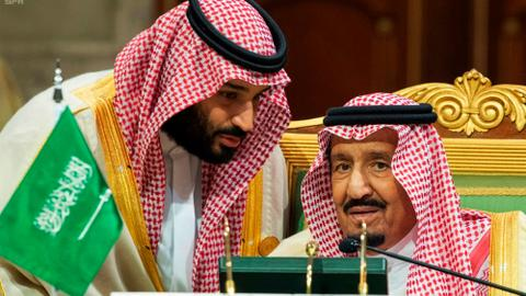 Saudi Arabia commits itself to standing with Palestine