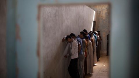 Iraq after Daesh : children tortured in detention