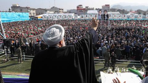 Are Iran's moderates losing power to hardliners?