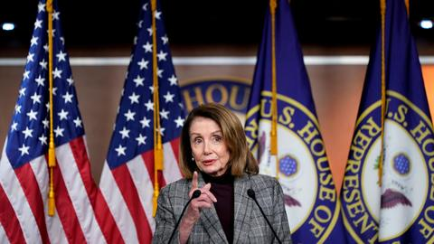 US House anti-hate resolution won't mention Omar – Pelosi
