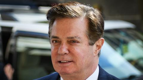 Trump ex-campaign chief Manafort sentenced to 47 months in prison
