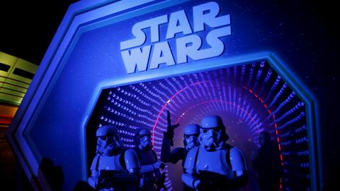 Disney unveils opening dates, reservation plan for 'Star Wars' expansion