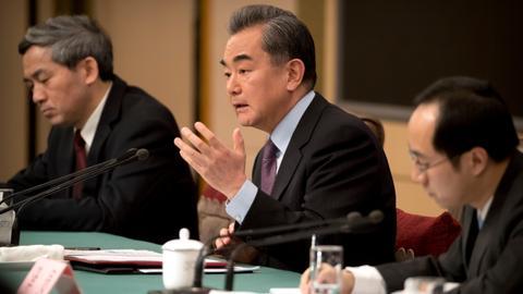 Venezuela, Kim-Trump, Huawei - Chinese FM presser at NPC