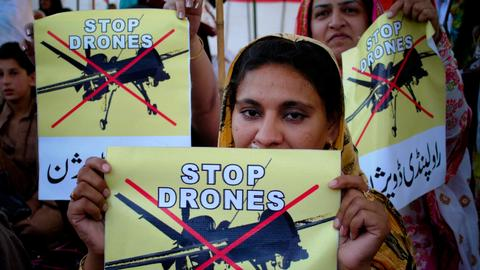 Why the CIA must be made to report casualties of drone strikes