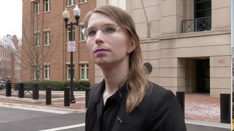 Chelsea Manning jailed after refusing to testify in WikiLeaks case