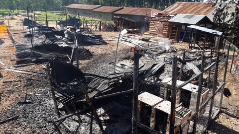Attack on Ebola treatment centre in DRC kills one
