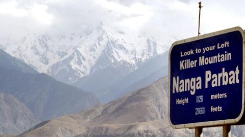 Bodies of missing Italian, Brit found on Pakistan's 'Killer Mountain'