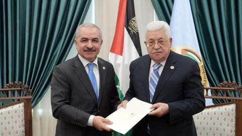 Who is Palestine's new prime minister?