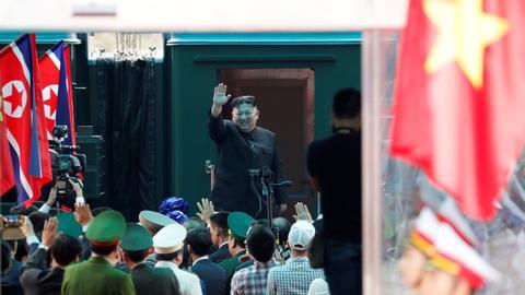UN probing North Korea sanction violations in 20 countries