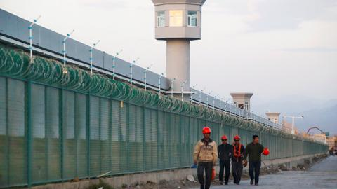 US envoy calls China's Muslim concentration camps 'horrific,' wants probe