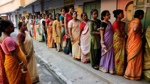 Indian elections: World's biggest democratic exercise explained