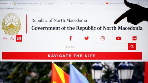 North Macedonia president refuses to sign 11 bills under new name