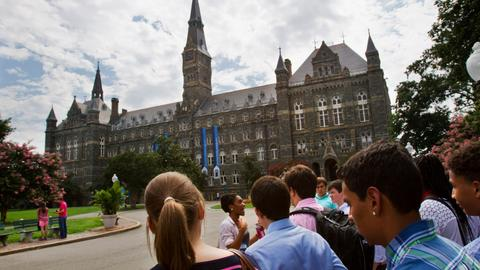Dozens of privileged people charged in US college admissions scandal