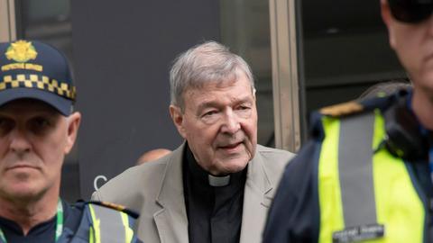 Australian cardinal sentenced to prison for molesting choirboys