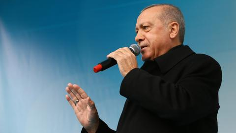 Erdogan calls Netanyahu 'thief' and 'tyrant' in fresh spat