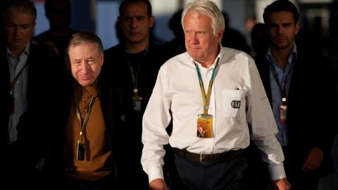 Formula One director Charlie Whiting dead at 66