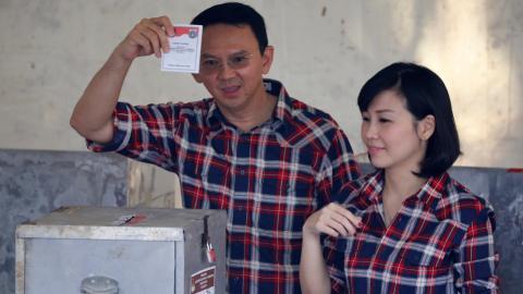 Jakarta hopes for end to religious rift after gubernatorial polls