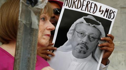 S Arabia says 'justice' is being done in Khashoggi murder case