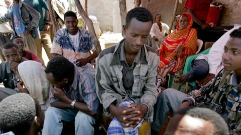 Why Somali migrants are fleeing the horn of Africa
