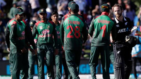 Cricket: Bangladesh team narrowly avoid New Zealand terror attack