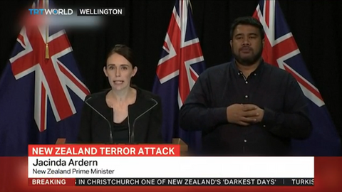 New Zealand PM: Gun laws to change