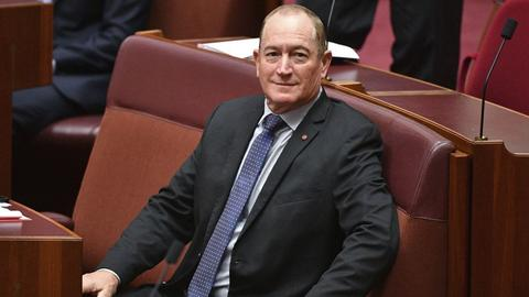 Australian senator blames immigrants for mosque attacks